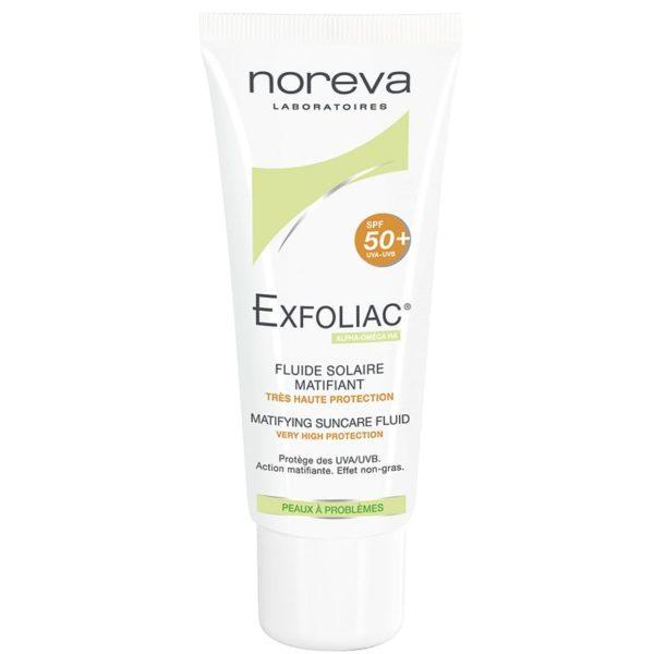 Noreva-EXFOLIAC-Solar-Fluid-SPF-50